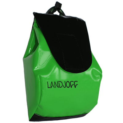 Bolting Bag-Lime Green